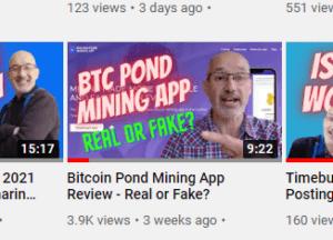 bitcoin pond mining app